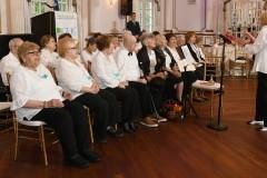 Annual dinner_JCHC choir