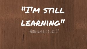 Im-still-learning