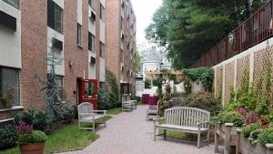 Independent living at The Village Apartments JCHC