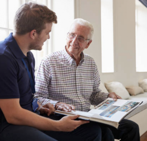 discuss assisted living